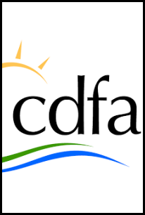 logo of California Department of Food And Agriculture (CDFA)